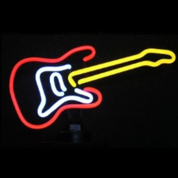 Guitar II Neon Sculpture Neon Sculpture - The Beer Lodge