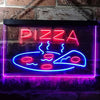 Pizza Shop Two Color LED Sign (Three Sizes)