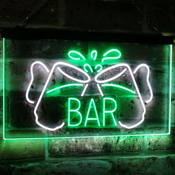 Bar Cheers Two Colors LED Home Bar Sign (Three Sizes) LED Signs - The Beer Lodge