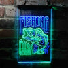 Fishing Camp House Cabin Two Color LED Sign (Three Sizes)