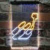 Gel Nails Two Colors LED Sign (Three Sizes)