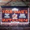 Personalized Kitchen Two Colors New LED Sign (Three Sizes) LED Signs - The Beer Lodge