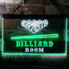 Billiard Room Two Colors LED Home Bar Sign (Three Sizes) LED Signs - The Beer Lodge
