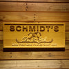 Personalized Bar & Grill Wooden Home Bar Sign