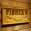 Personalized Cigar Bar Wooden Home Bar Sign