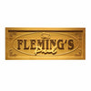 Personalized Beer Mug PUB Wooden Home Bar Sign