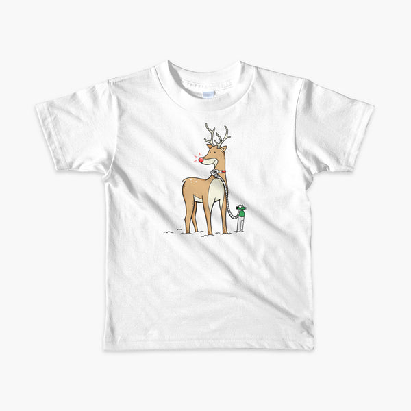 Choose Your Reindeer - Kids (2yrs-6yrs) T-Shirt