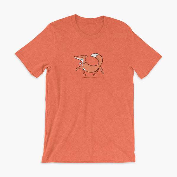 Fox - Adult T-Shirt