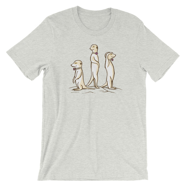 Seattle Children's Otolaryngology - Passy Meerkat - Adult T-Shirt