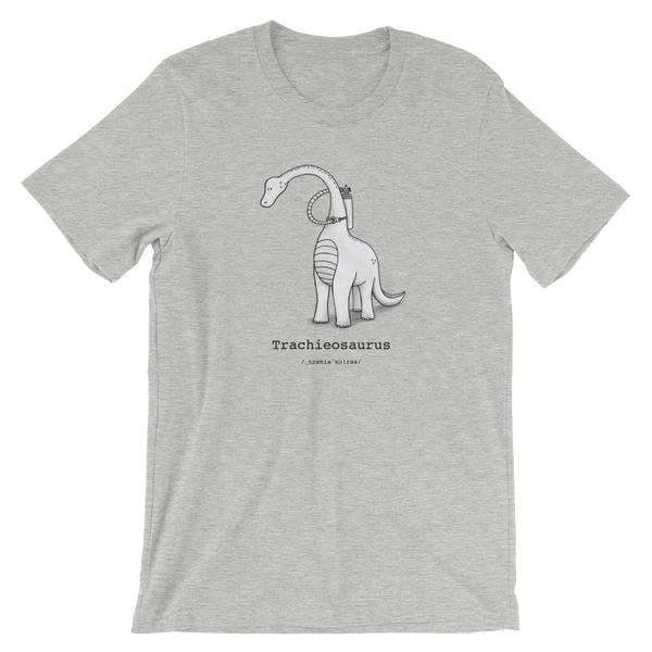 Seattle Children's Trachieosaurus - Adult T-Shirt