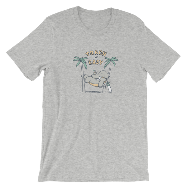 z Centennial State - Trach It Easy - #webeLUNGtogether Adult T-Shirt