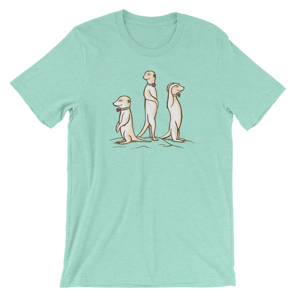 Seattle Children's Passy Meerkats - Adult T-Shirt