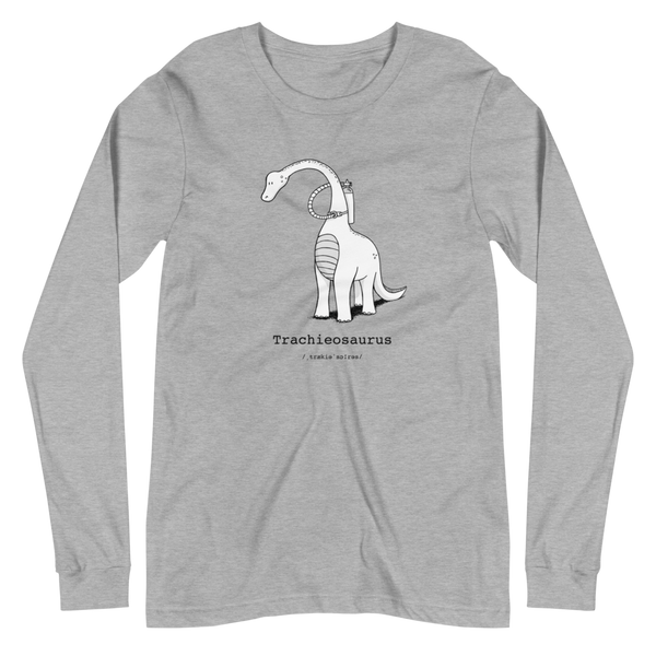 Trachieosaurus - Adult Unisex Long Sleeve Tee