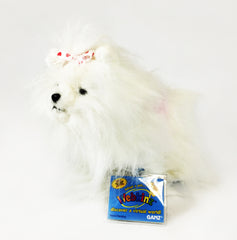 Plush Webkinz Yorkie by Ganz