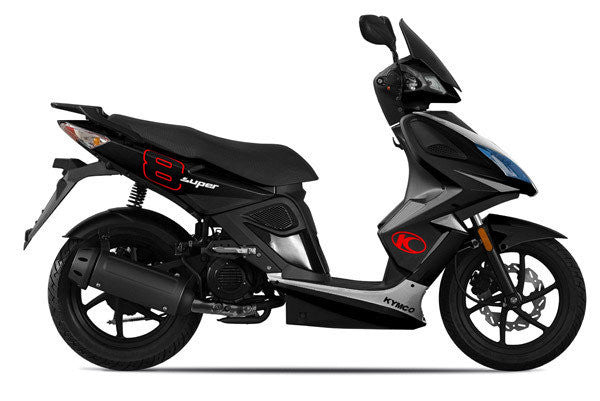 Kymco Super 8 – Rolling Wrench