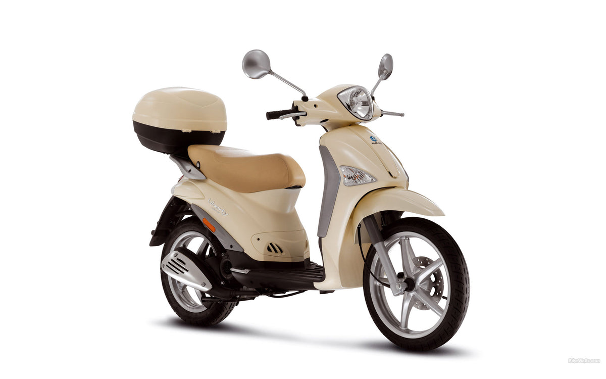Piaggio Liberty LT50 – Rolling Wrench