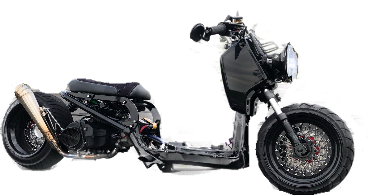 GY6 Honda Ruckus – Rolling Wrench on