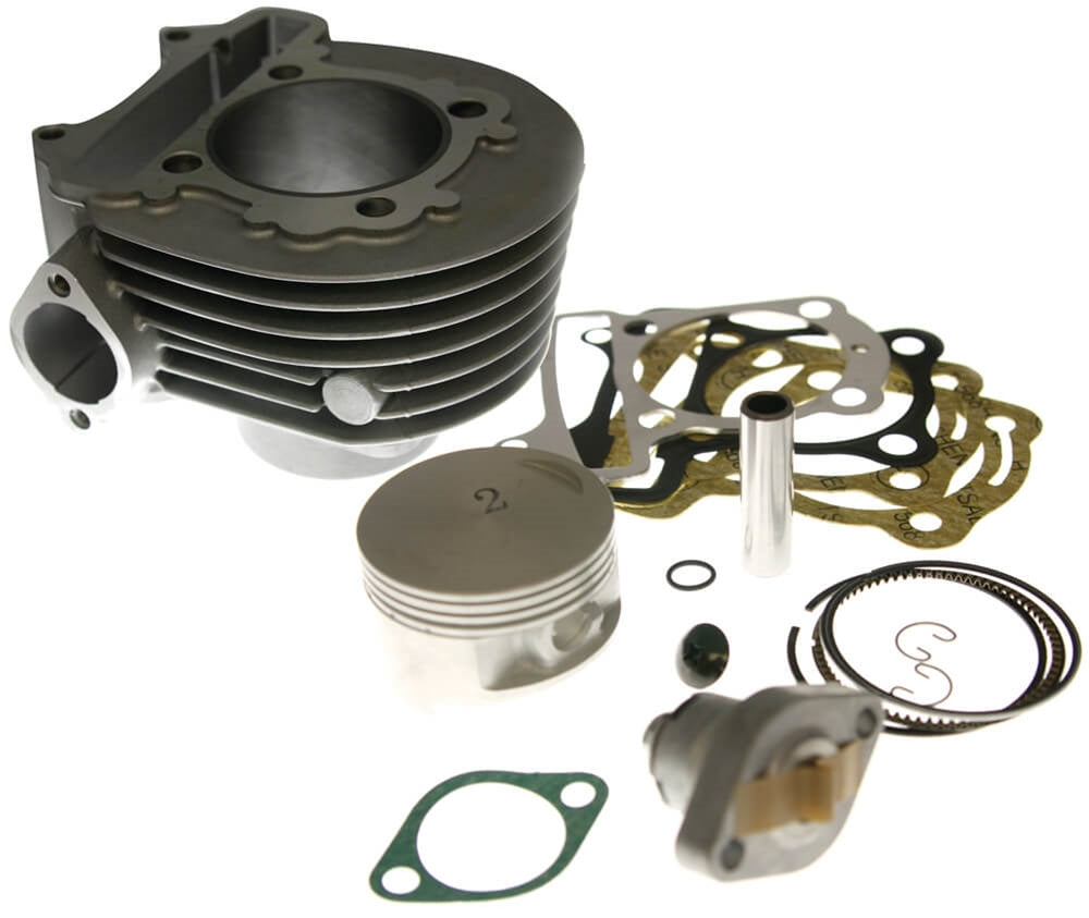 Genuine Buddy scooter Stage 4 performance upgrade kit