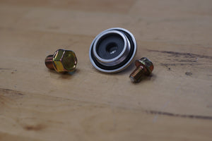 Chinese scooter magnetic drain plug kit