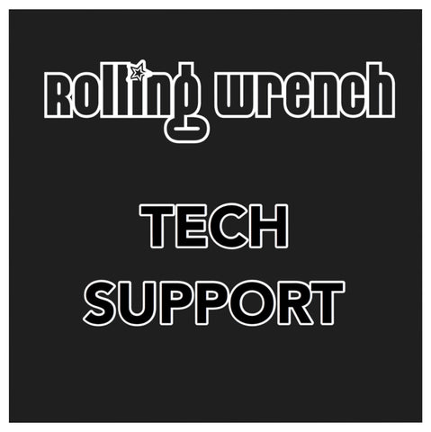 Rolling Wrench Tech Support / Help