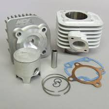 NYC 70cc big bore cylinder kit (Ceramic coated) 10mm piston pin