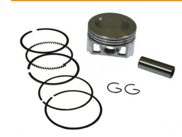 52mm replacement piston Kit