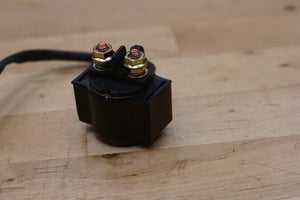 Scooter starter solenoid Qmb139/GY6