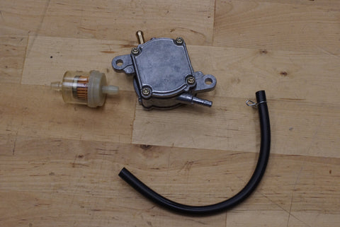 Scooter fuel pump