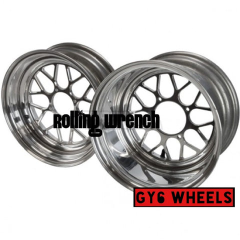 GY6 Ruckus wheel set  CCW2 (12 inch)