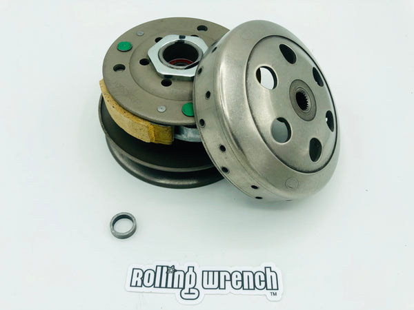 Honda Ruckus / Metro performance clutch w/spacer