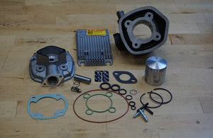 Aprilia ditech 50cc to 70cc big bore kit with ECU