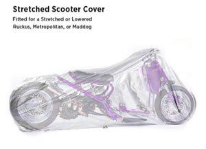 Stretched Scooter Cover