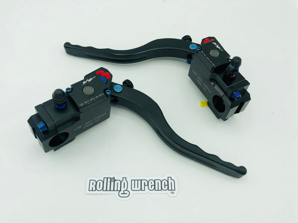 Scooter / motorcycle hidden reservoir MASTER CYLINDER SET