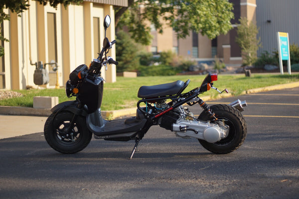 Honda Ruckus GY6 conversion kit (oem look) – Rolling Wrench