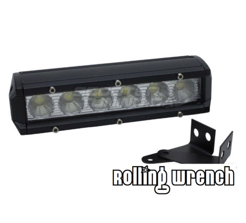 LED ruckus headlight