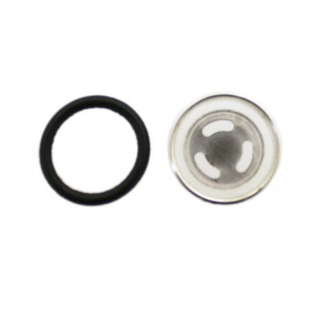 Master cylinder sight glass replacement kit