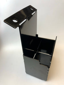 Metruck relocation battery bracket