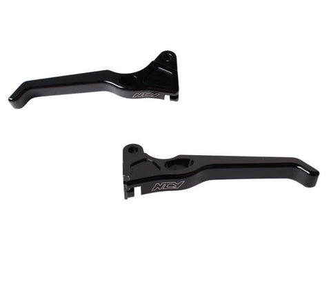 Honda Ruckus billet brake levers