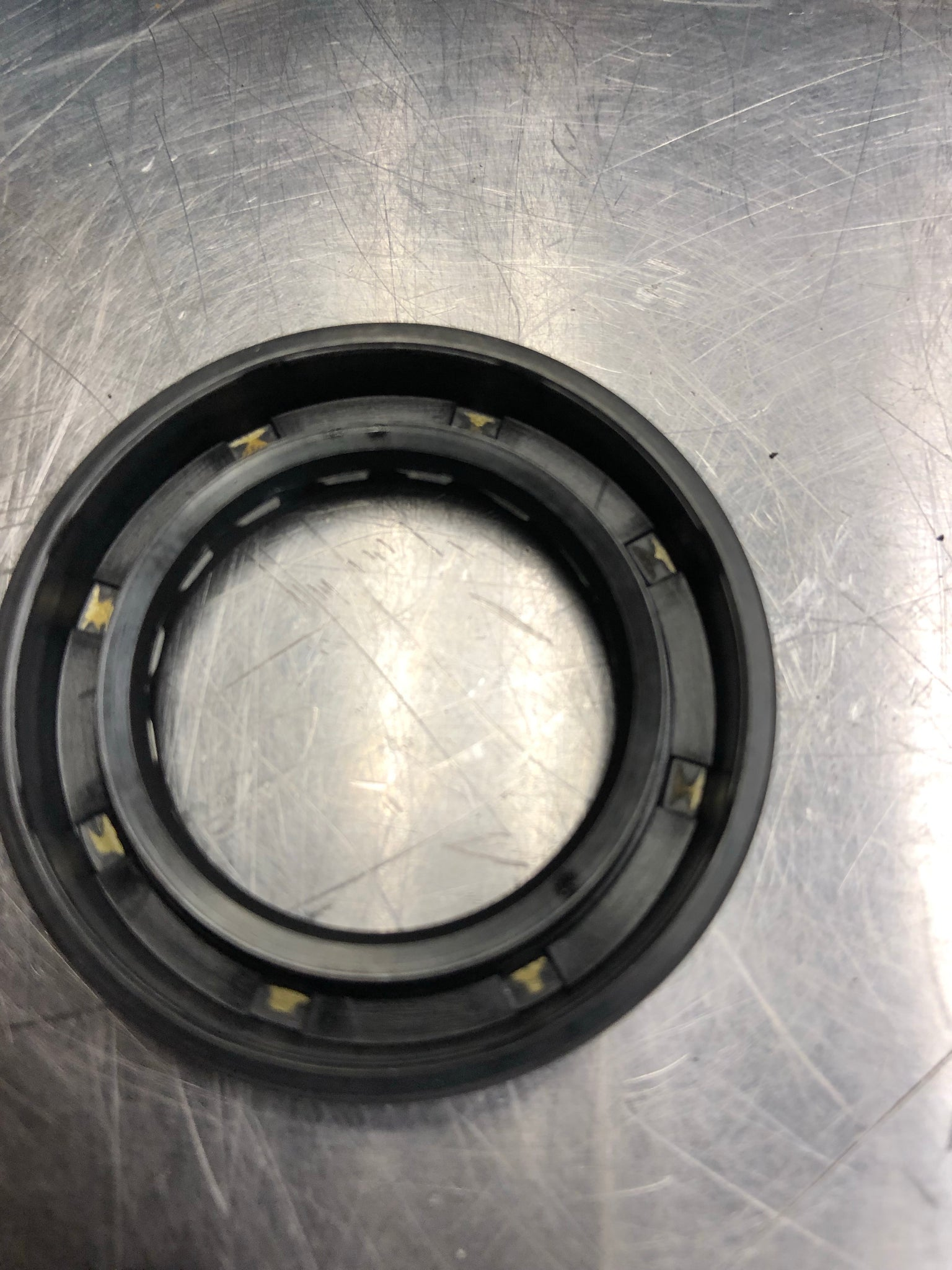 GY6 axle seal