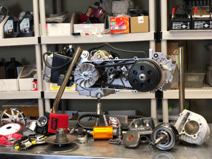 190cc GY6 drop in crate engine