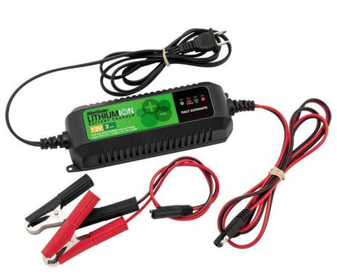 12 volt lithium battery charger