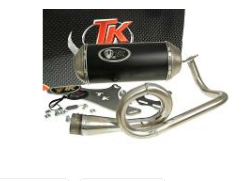 Kymco 49cc 4t Turbo Kit Exhaust