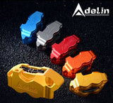 Adelin 4 piston brake caliper (front or rear)