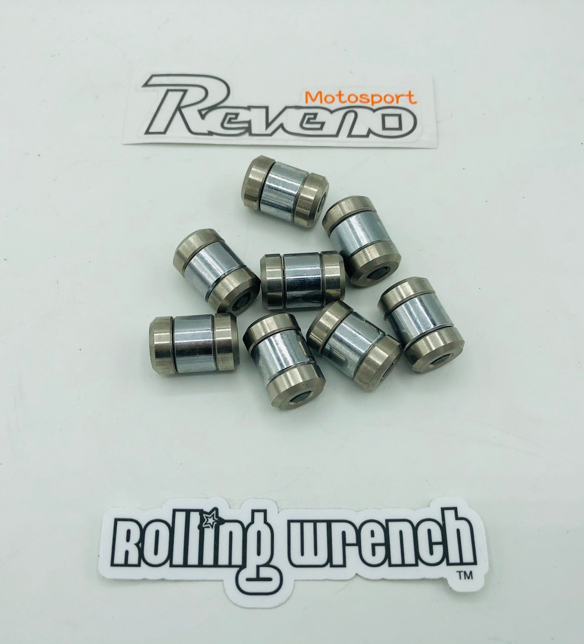 GY6 Reveno 2.0 engagement rollers - 3 piece