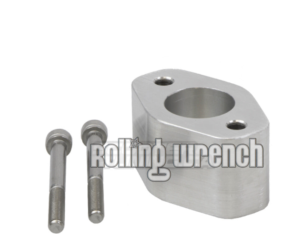 GY6 carburetor riser spacer