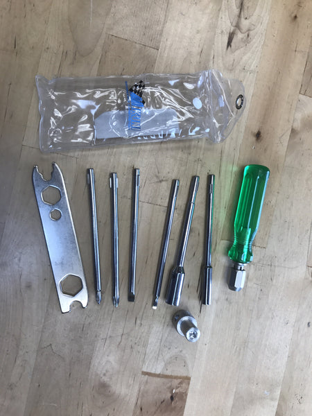 Carburetor tool kit