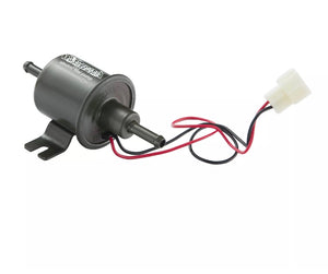 low powered fuel pump