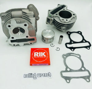 120CC MONSTER BIG BORE CYLINDER KIT