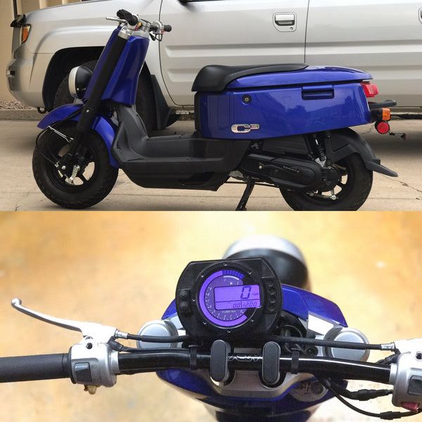 Scooter drag bars