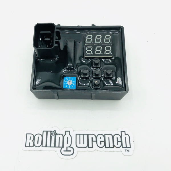 Rolling Wrench GET(stock engine) Ruckus / Metro Plug & Play EFI kit